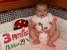 Lyllian:  3 months