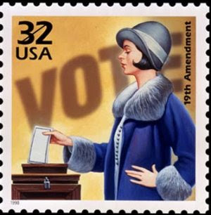 Voting Rights for Women