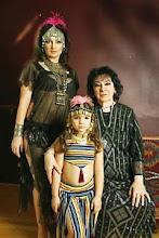 Jamila, Suhaila salimpour e Isabella