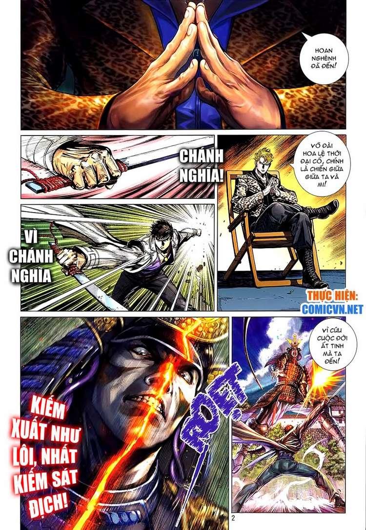 Kungfu (Công Phu) chap 34 - Trang 2