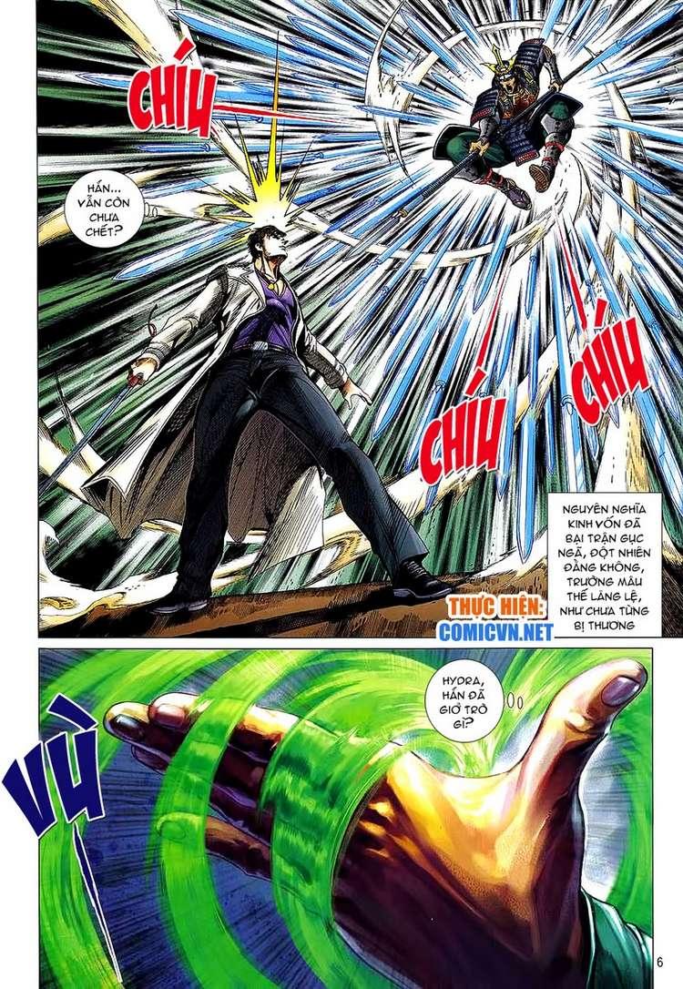 Kungfu (Công Phu) chap 34 - Trang 6