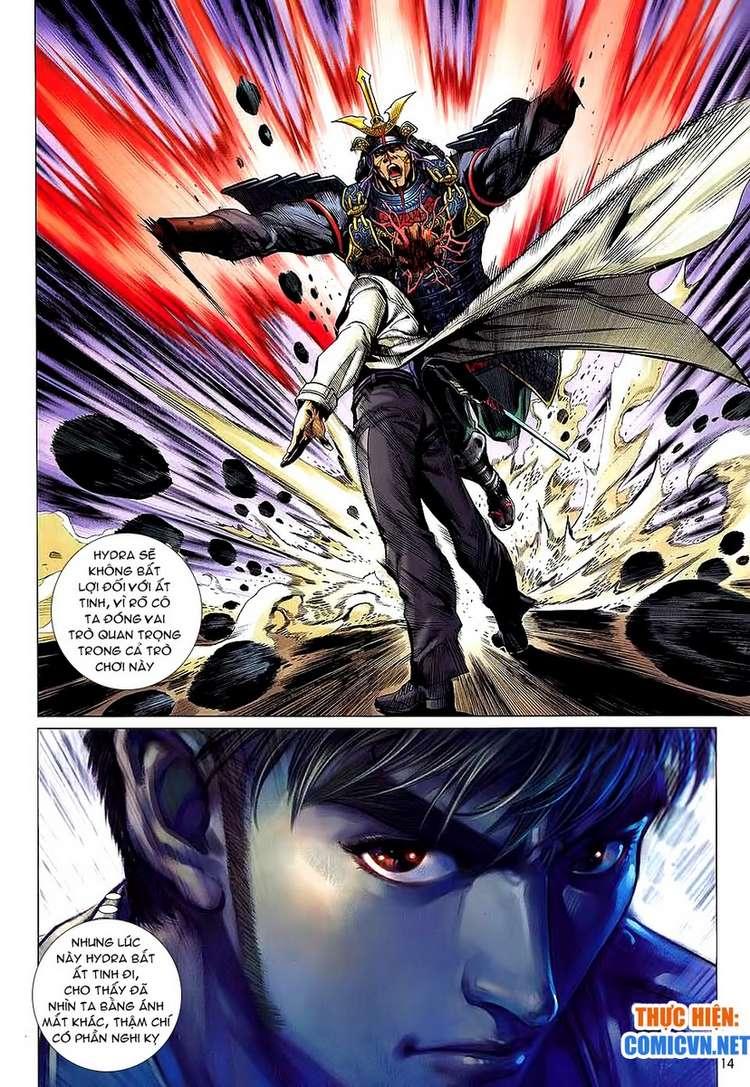 Kungfu (Công Phu) chap 34 - Trang 14