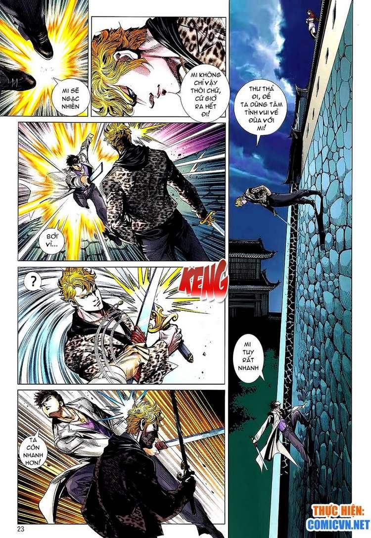 Kungfu (Công Phu) chap 34 - Trang 23