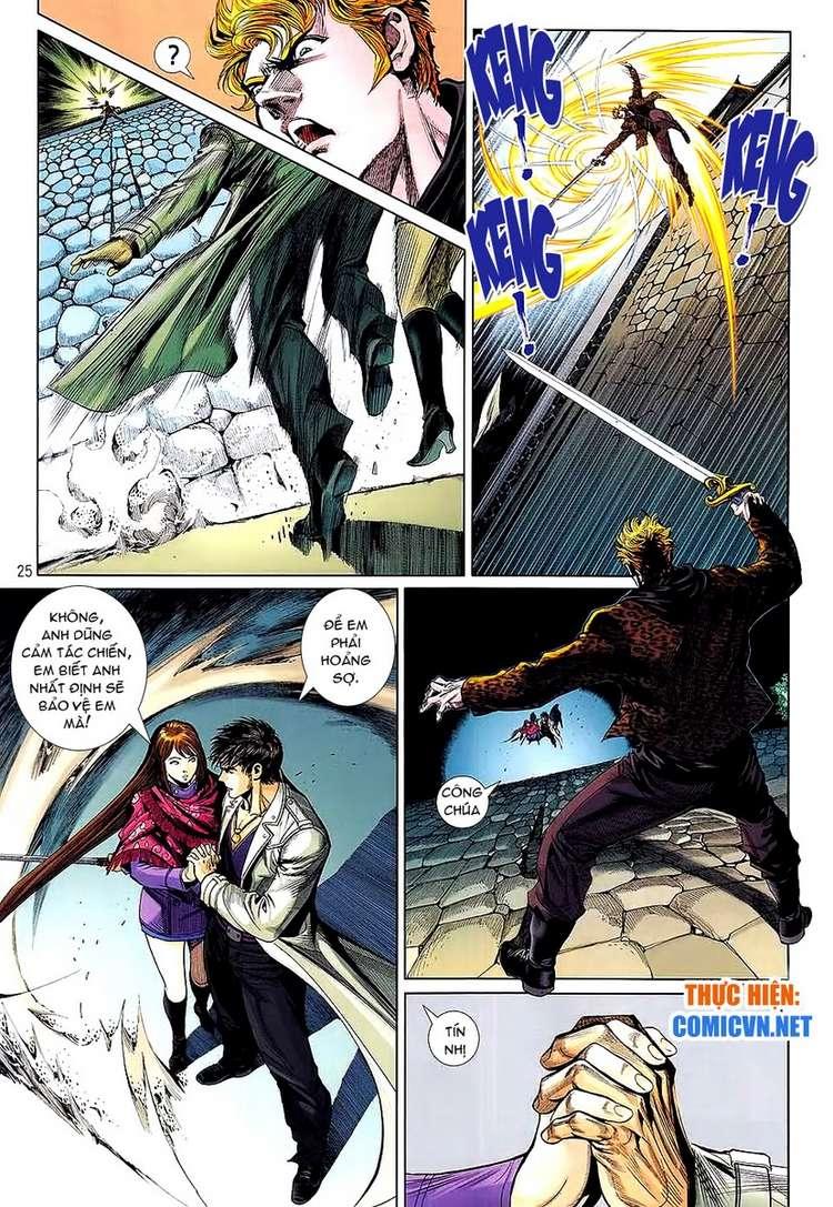Kungfu (Công Phu) chap 34 - Trang 25