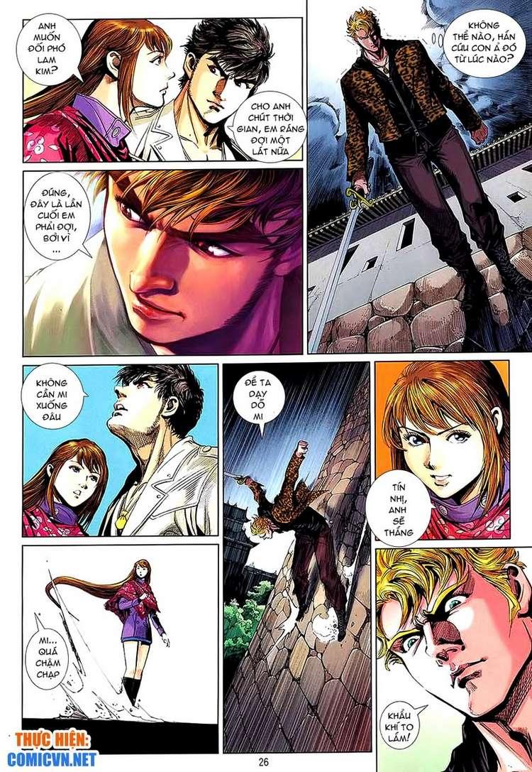 Kungfu (Công Phu) chap 34 - Trang 26