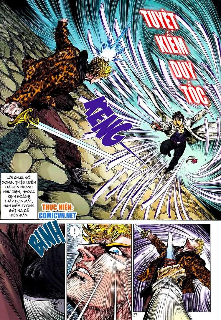 Kungfu (Công Phu) chap 34 - Trang 27