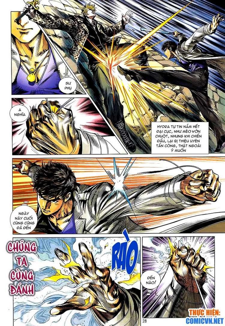 Kungfu (Công Phu) chap 34 - Trang 28