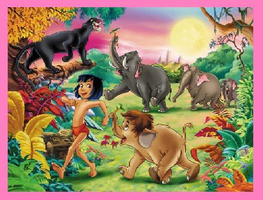 Dibujos animados de animales y plantas - Imagui