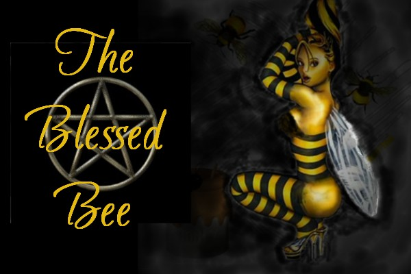 The Blessed Bee: A Witchy Blog