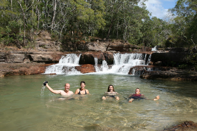 Twin Falls Cape York 100th Post!! - © CKoenig