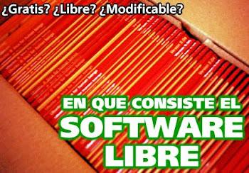 ¿Qué es el software libre? charla debate con Martín Deira Miércoles 13 a las 19 hs. Vera 868