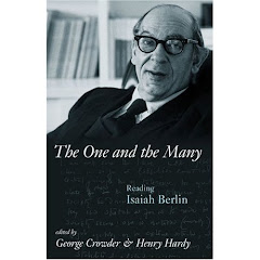 The One and The Many. Reading Isaiah Berlin