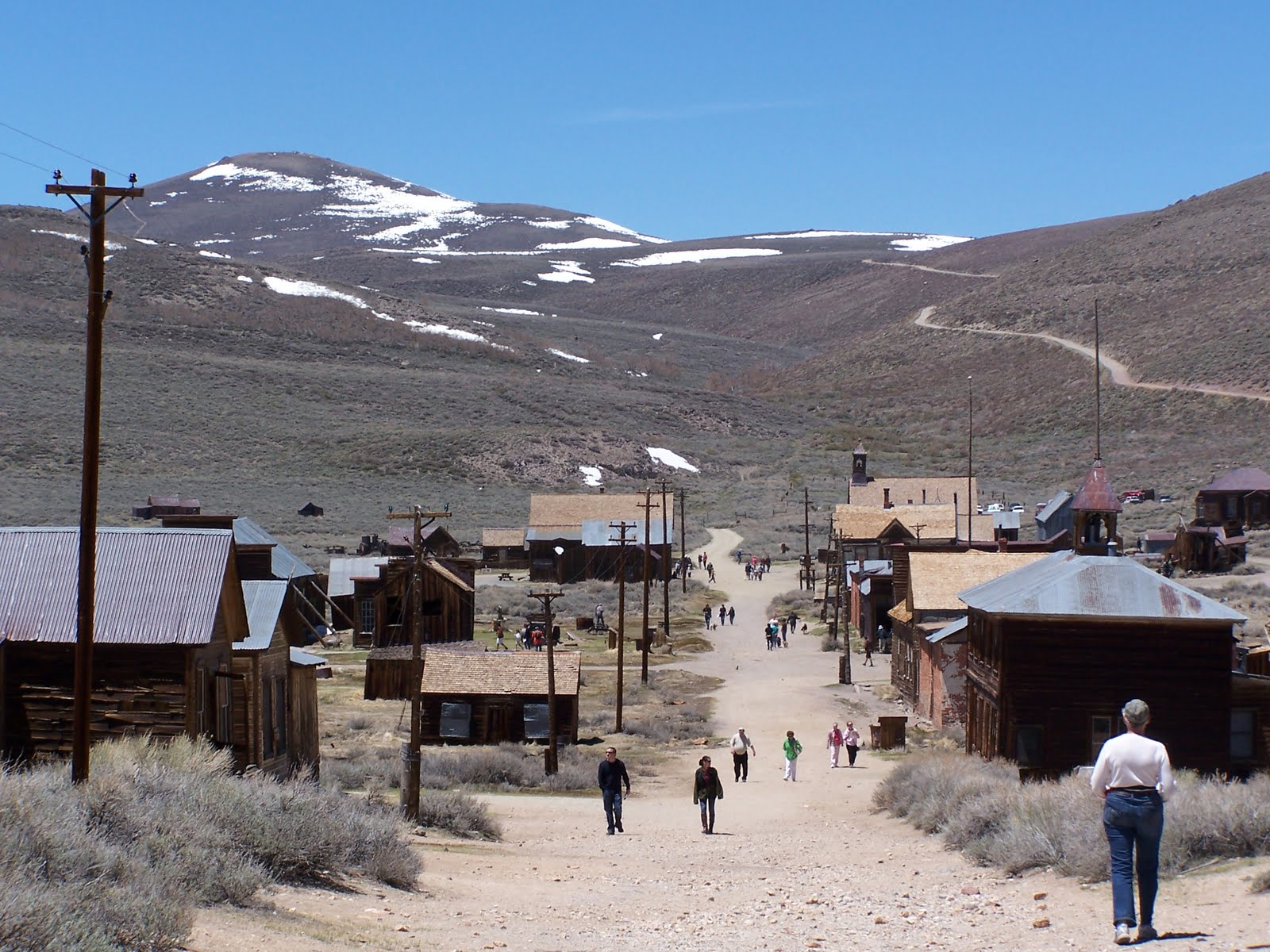 Importance Of Place Thoughts On Ghost Towns