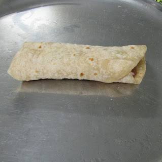 a nice name for a wrap which can contain paneer Schezwan Paneer Frankie