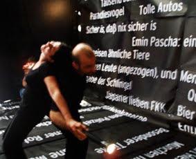"""""""Im München Um München Um München Herum""""  Performance&Installation"""