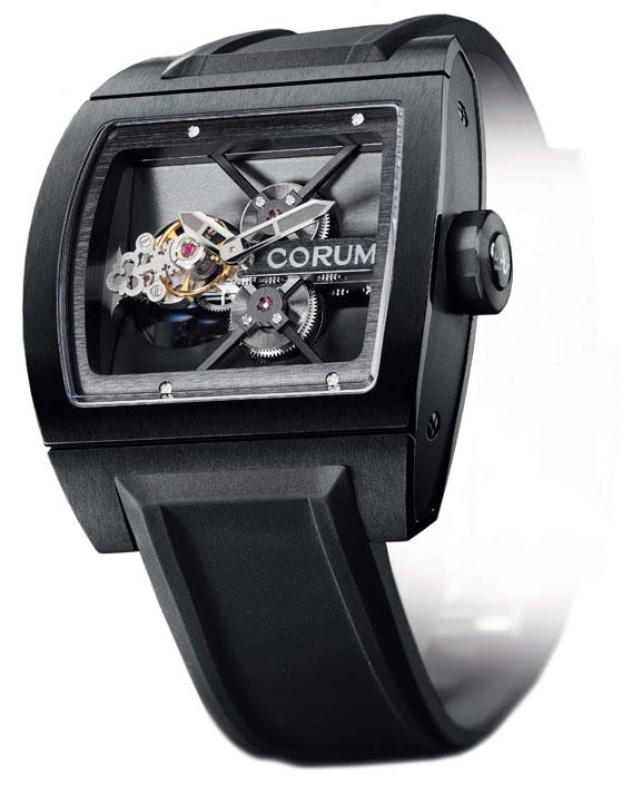 Corum và những chiếc đồng hồ tỷ phú