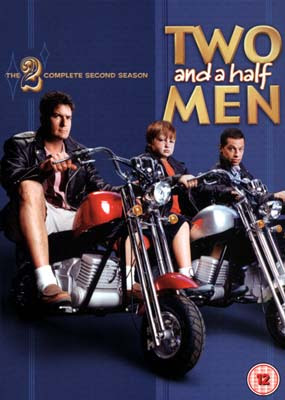 Seriado Two and a Half Men 2ª Temporada DVDRip AVI Dublado