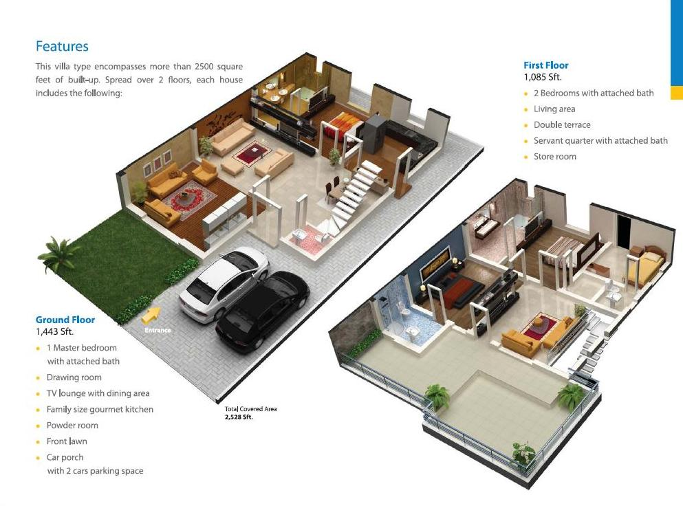 10 marla houses double storey features 1 kanal houses double storey 1 ...