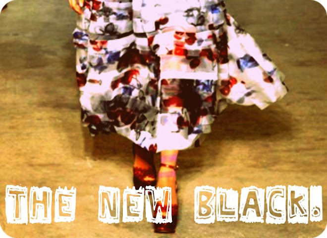 The New Black - A Fresh Take on Fashion Worldwide
