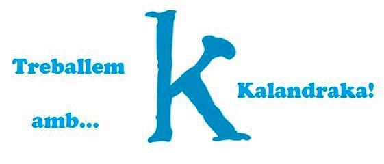 Treballem amb Kalandraka