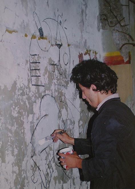 Mural en vivo