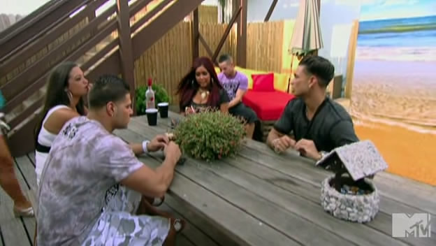 jersey shore season 4 house. makeup Jersey Shore Season 4