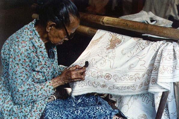 Batik Tulis Gawangan Arsip