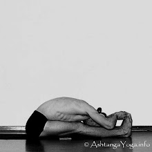 Paschimotinasana--Seated Forward Bend