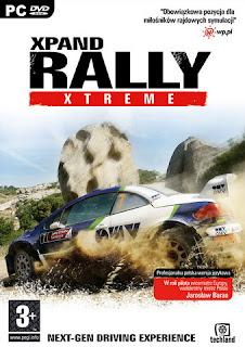 Xpand Rally Xtreme Poster