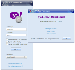 download yahoo messenger for computer