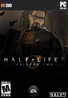 Half - Life 2 Episode Two Box shot
