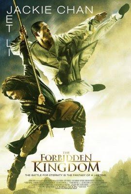 Jackie Chan Forbidden Kingdom