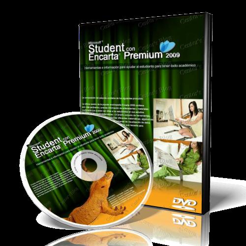 Microsoft Student with Encarta Premium 2009 English ~ Free Download