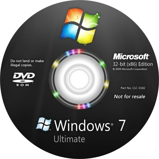 Windows 7 Ultimate X86 Final | Genuine + working Activator [Mediafire]
