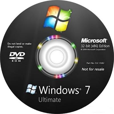Windows 7 Ultimate X86 Final