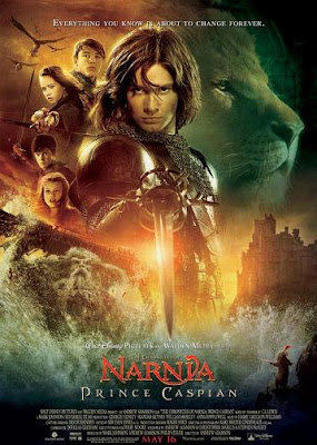 The Chronicles of Narnia: Prince Caspian 2008 Poster