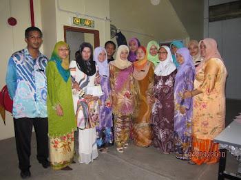 Staff & Tenaga Pengajar ALKP