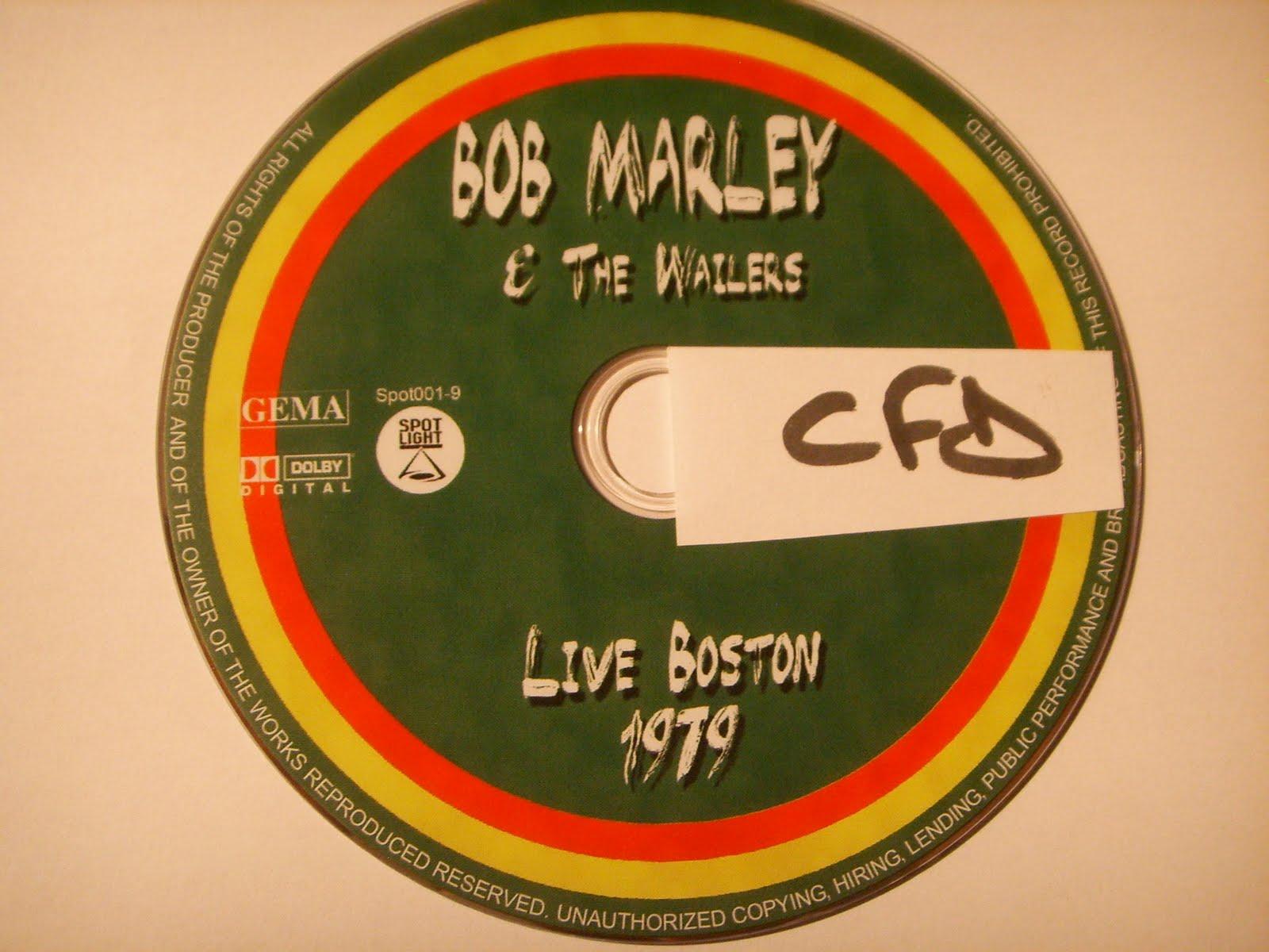 BOB MARLEY & THE WAILERS HARVARD STADIUM (1979) DVDR NLT-Rel