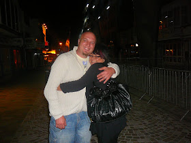 me and hubby paul xx