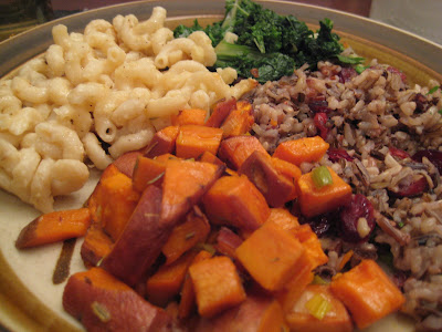 vegetarian thanksgiving