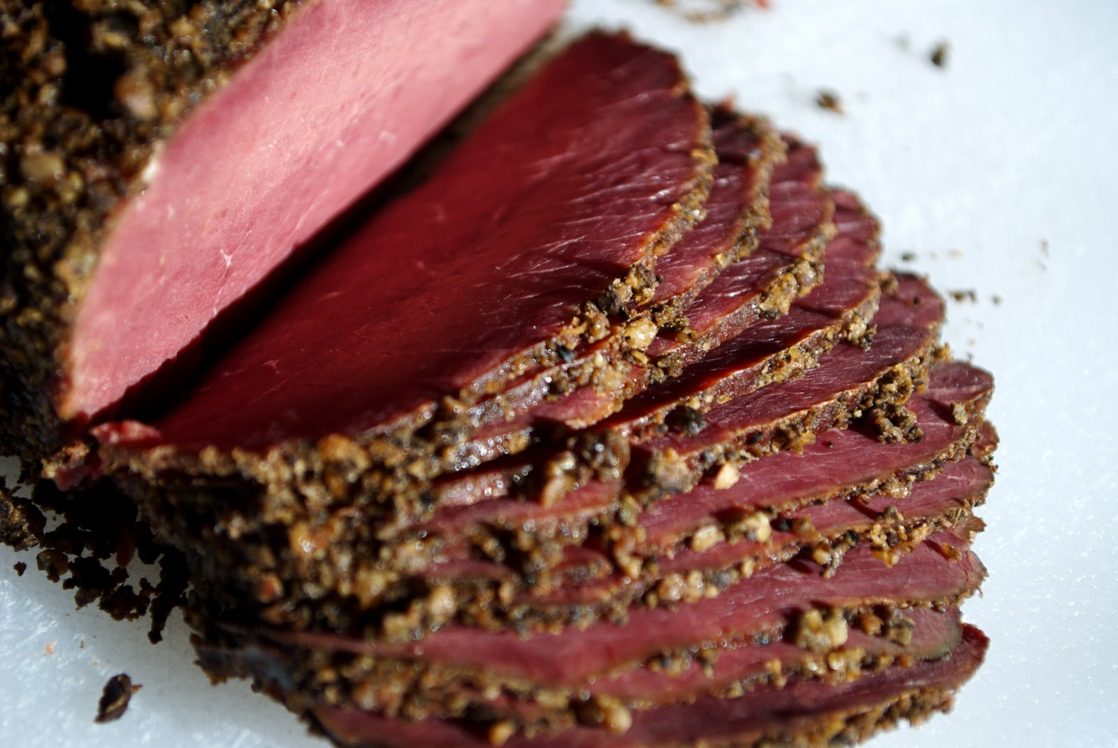 Make Delicious Happen: Venison Pastrami Reuben