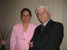 Pastor Valdemir e Missª Fátima