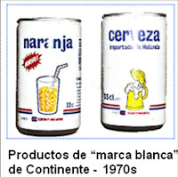 Anuncio+Continente+ +Marca+blanca - El avance imparable de las marcas del distribuidor