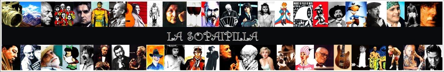 LA SOPAIPILLA