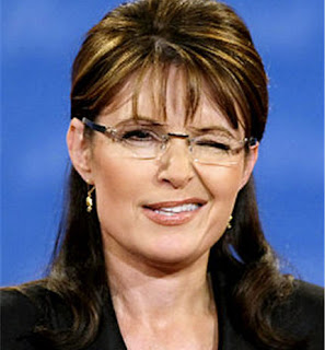 Sarah Palin is a winking liar