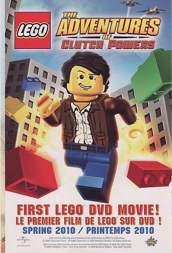 Spustit online film zdarma LEGO: Clutch Powers zasahuje