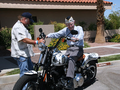 nellis air force base officer's club metal of honor harley pearl harbor