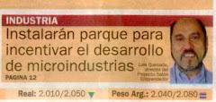 Destaque de Portada de Diarios