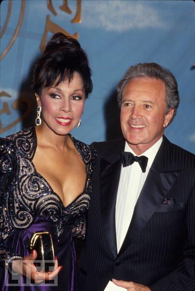 Image result for DIAHANN CARROLL AND VIC DAMONE