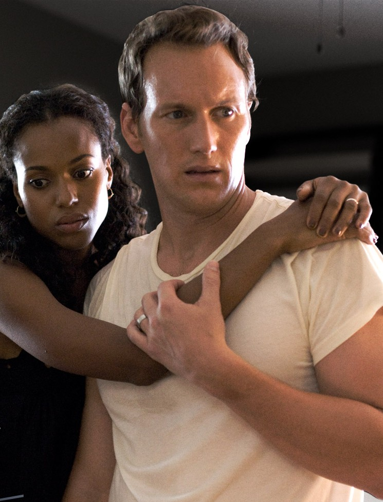 Lakeview Terrace Starring Kerry Washington and Patrick Wilson
